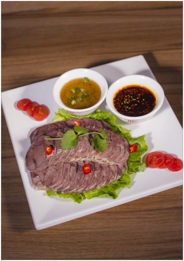 蜀香风味牛肉
