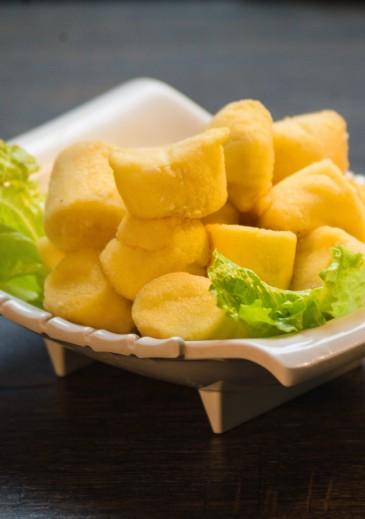 私房黄金日式豆腐